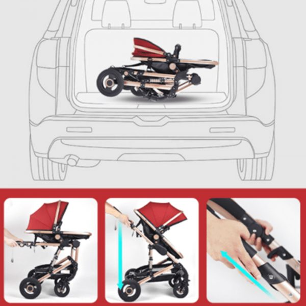 Baby Stroller-E (3)