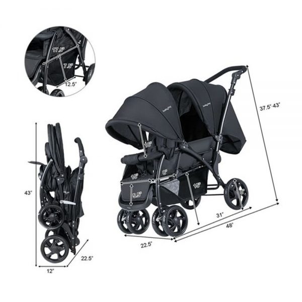 Baby Stroller-J (2)