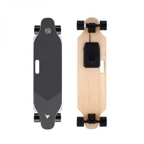 Cheap Electric Skateboard | Electric Longboard With Wireless Remote Speed Control Skateboard 350W Electric Motor | Battery Capacity 4000mAh