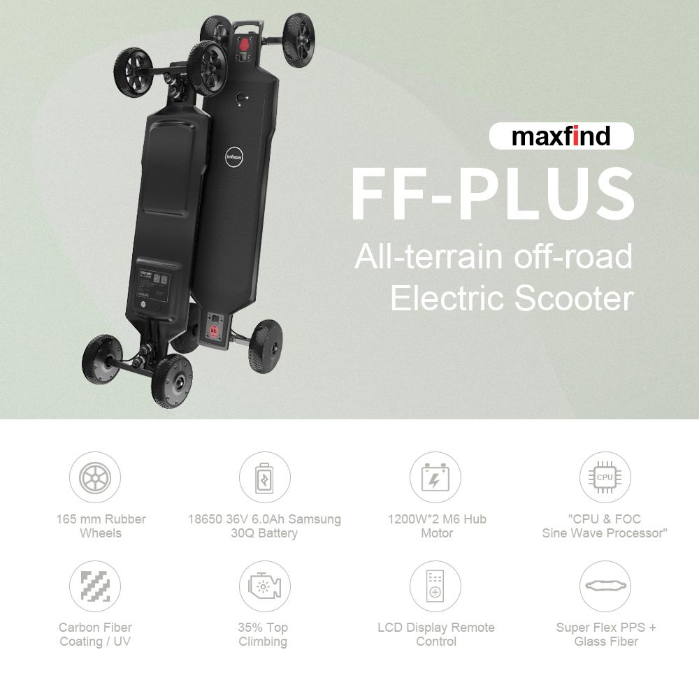 Maxfind FF Plus