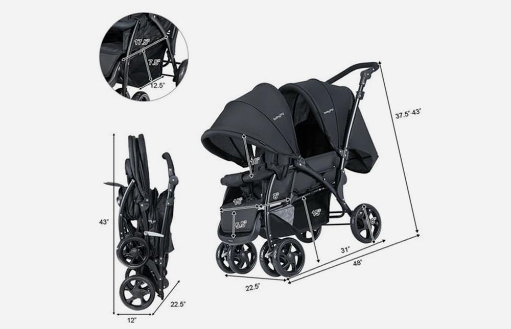 Baby Stroller-J (12)