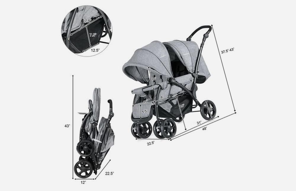Baby Stroller-K (5)
