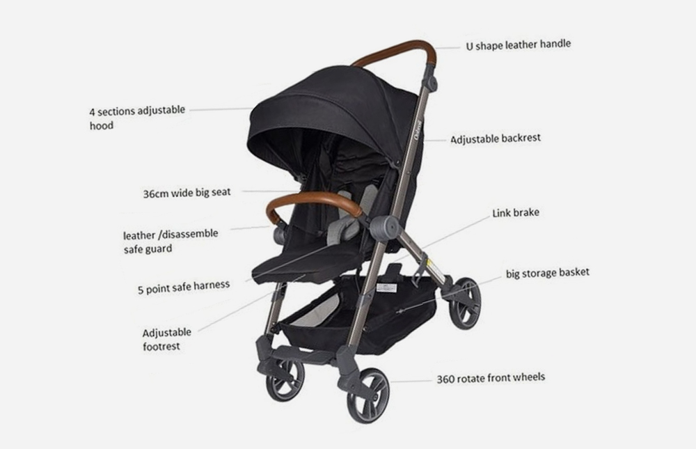 Baby Stroller-N (6)