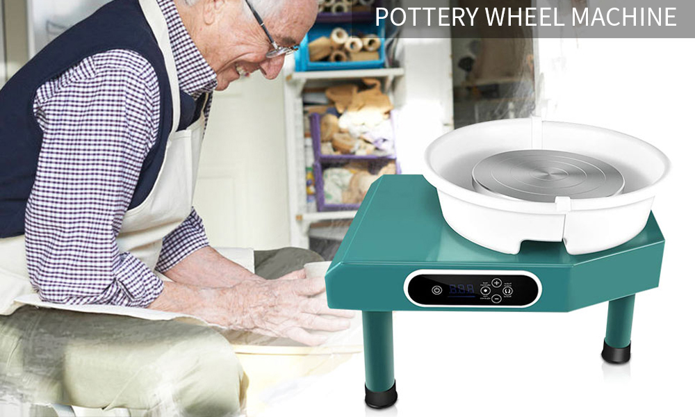 Electric Pottery Wheel 1 (1)