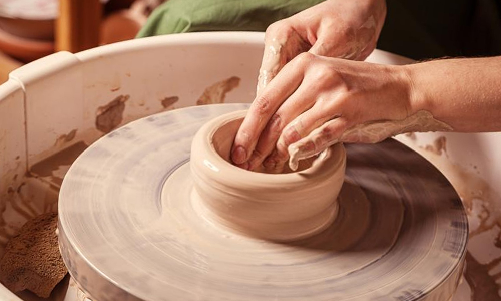 Electric Pottery Wheel 4 (1)