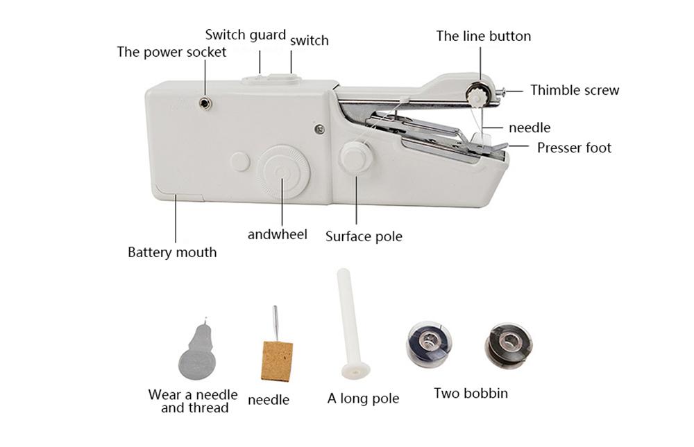 HANDHELD SEWING MACHINE-B(10)