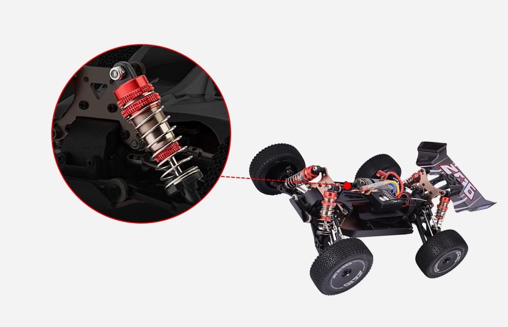 Wltoys XKS 144001 RC Racing Car (1)