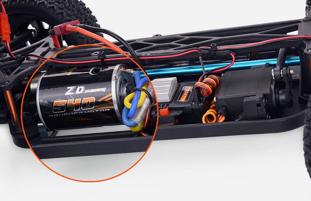 ZD Racing DBX-10 RC Car (1)