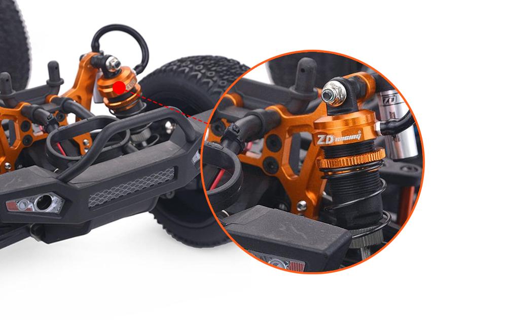 zd racing DBX-10 无刷