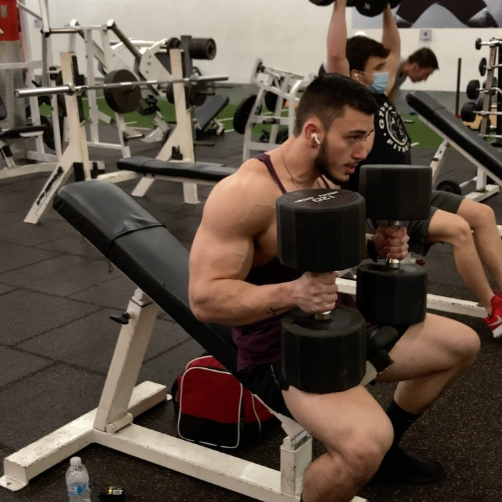Dumbbell Leg Workouts and Exercises
