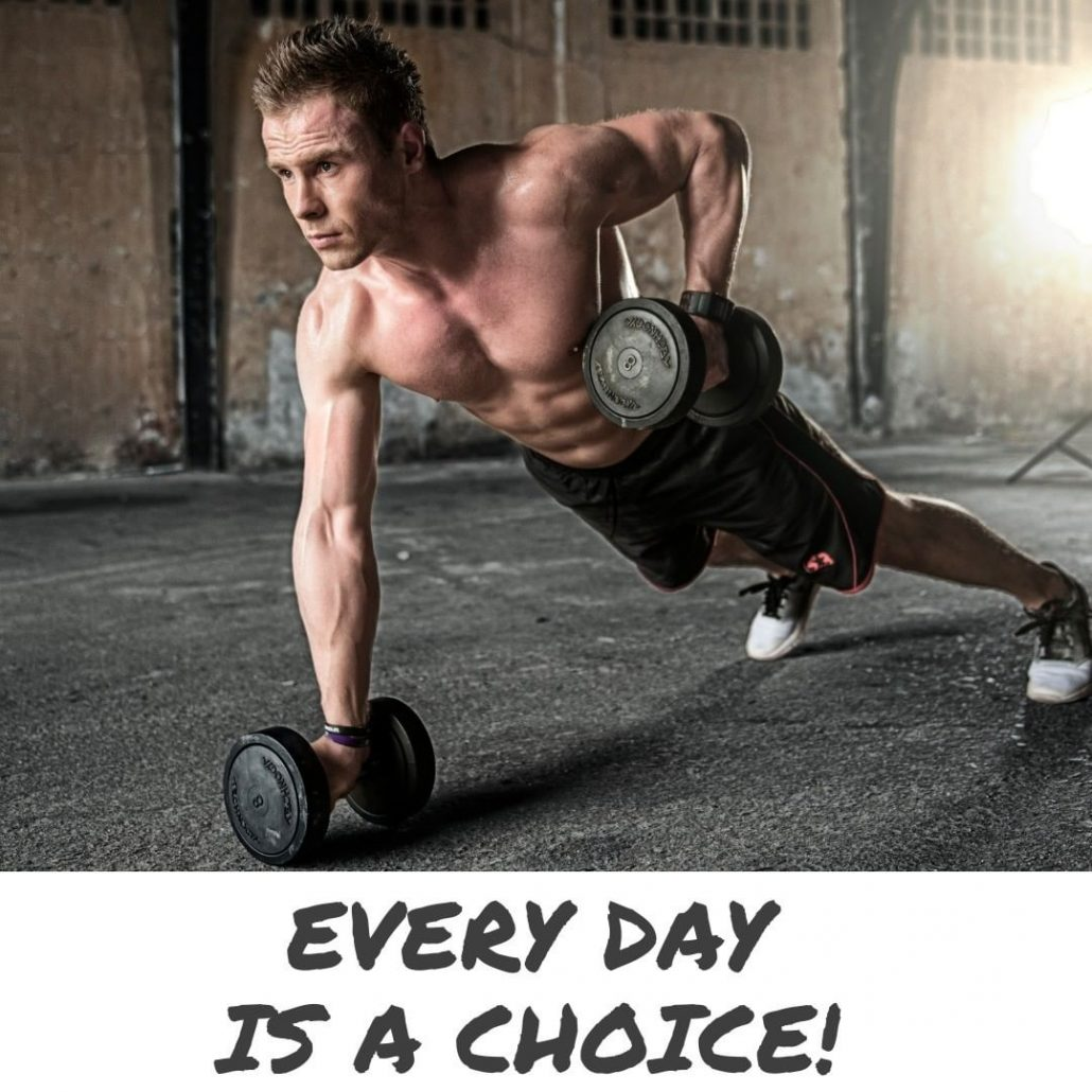 Best Dumbell Workout and Exercise For Full Body Workout