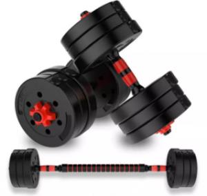 Fitness Equipment Dumbbells and Barbells