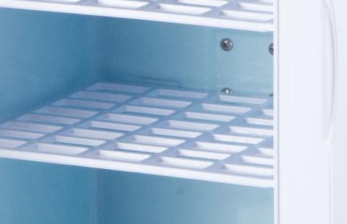 VEVOR 15L Cute Mini Fridge with Freezer