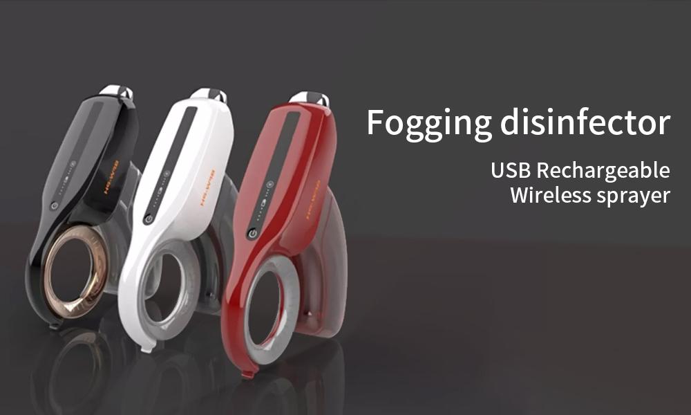 disinfectant fogger machine